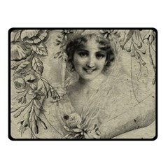 Vintage 1079414 1920 Fleece Blanket (small) by vintage2030