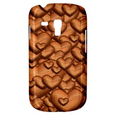 Shimmering Hearts Peach Galaxy S3 Mini by MoreColorsinLife