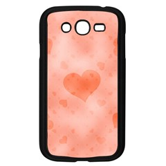 Soft Hearts C Samsung Galaxy Grand Duos I9082 Case (black) by MoreColorsinLife