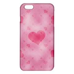 Soft Hearts A Iphone 6 Plus/6s Plus Tpu Case by MoreColorsinLife