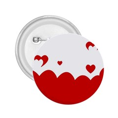 Heart Shape Background Love 2 25  Buttons