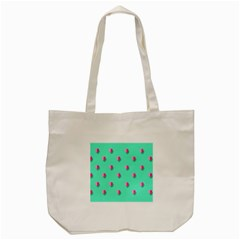Love Heart Set Seamless Pattern Tote Bag (cream)