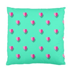 Love Heart Set Seamless Pattern Standard Cushion Case (one Side)