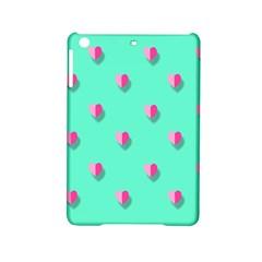 Love Heart Set Seamless Pattern Ipad Mini 2 Hardshell Cases by Nexatart