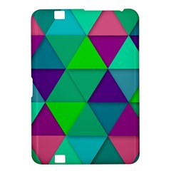 Background Geometric Triangle Kindle Fire Hd 8 9