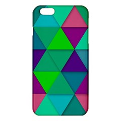 Background Geometric Triangle Iphone 6 Plus/6s Plus Tpu Case