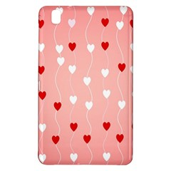 Heart Shape Background Love Samsung Galaxy Tab Pro 8 4 Hardshell Case