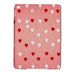 Heart Shape Background Love Ipad Air 2 Hardshell Cases