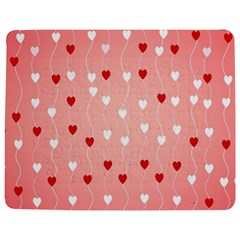 Heart Shape Background Love Jigsaw Puzzle Photo Stand (rectangular)
