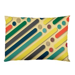 Background Vintage Desktop Color Pillow Case