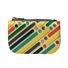 Background Vintage Desktop Color Mini Coin Purses