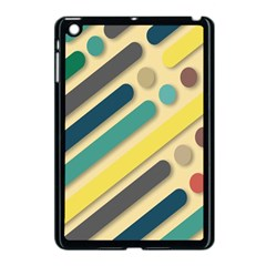 Background Vintage Desktop Color Apple Ipad Mini Case (black)