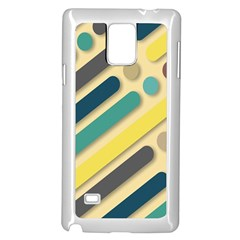 Background Vintage Desktop Color Samsung Galaxy Note 4 Case (white)