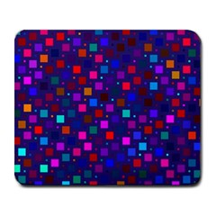 Squares Square Background Abstract Large Mousepads