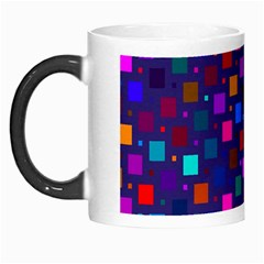 Squares Square Background Abstract Morph Mugs