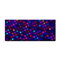 Squares Square Background Abstract Cosmetic Storage Cases