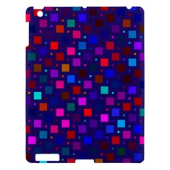 Squares Square Background Abstract Apple Ipad 3/4 Hardshell Case