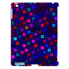 Squares Square Background Abstract Apple Ipad 3/4 Hardshell Case (compatible With Smart Cover)