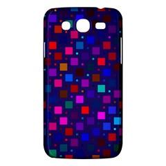 Squares Square Background Abstract Samsung Galaxy Mega 5 8 I9152 Hardshell Case