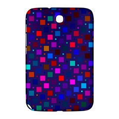 Squares Square Background Abstract Samsung Galaxy Note 8 0 N5100 Hardshell Case