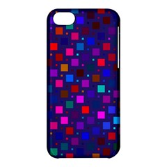 Squares Square Background Abstract Apple Iphone 5c Hardshell Case