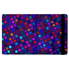Squares Square Background Abstract Apple Ipad Pro 9 7   Flip Case by Nexatart
