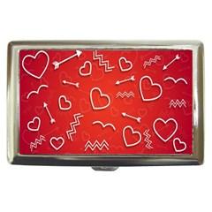 Background Valentine S Day Love Cigarette Money Cases