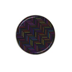 Lines Line Background Hat Clip Ball Marker (10 Pack) by Nexatart