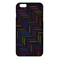 Lines Line Background Iphone 6 Plus/6s Plus Tpu Case