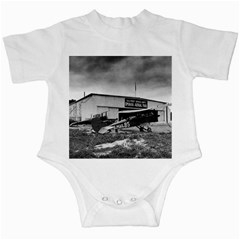 Omaha Airfield Airplain Hangar Infant Creepers