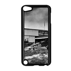 Omaha Airfield Airplain Hangar Apple Ipod Touch 5 Case (black) by Nexatart