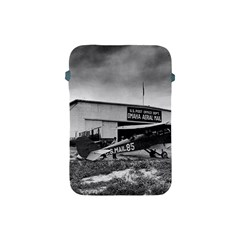 Omaha Airfield Airplain Hangar Apple Ipad Mini Protective Soft Cases