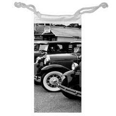 Vehicle Car Transportation Vintage Jewelry Bag