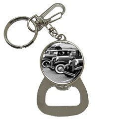 Vehicle Car Transportation Vintage Button Necklaces