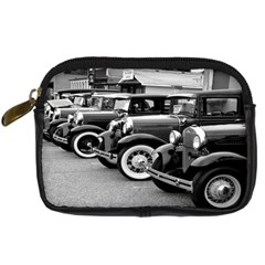 Vehicle Car Transportation Vintage Digital Camera Cases