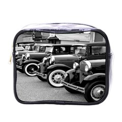 Vehicle Car Transportation Vintage Mini Toiletries Bags