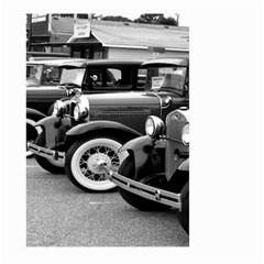 Vehicle Car Transportation Vintage Large Garden Flag (two Sides)