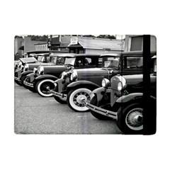 Vehicle Car Transportation Vintage Apple Ipad Mini Flip Case