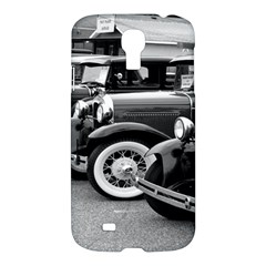 Vehicle Car Transportation Vintage Samsung Galaxy S4 I9500/i9505 Hardshell Case