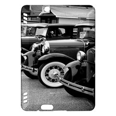 Vehicle Car Transportation Vintage Kindle Fire Hdx Hardshell Case by Nexatart