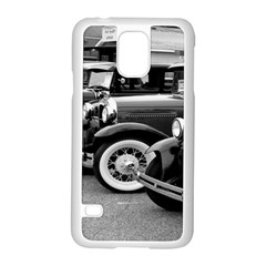 Vehicle Car Transportation Vintage Samsung Galaxy S5 Case (white)