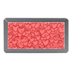 Background Hearts Love Memory Card Reader (mini)