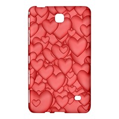 Background Hearts Love Samsung Galaxy Tab 4 (8 ) Hardshell Case