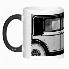 Vintage Car Automobile Auburn Morph Mugs