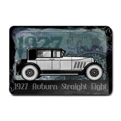 Vintage Car Automobile Auburn Small Doormat