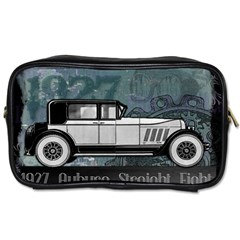 Vintage Car Automobile Auburn Toiletries Bags