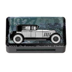 Vintage Car Automobile Auburn Memory Card Reader With Cf by Nexatart