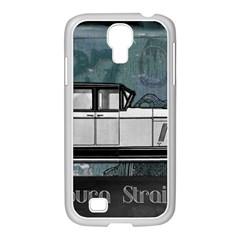 Vintage Car Automobile Auburn Samsung Galaxy S4 I9500/ I9505 Case (white) by Nexatart