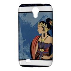 Java Indonesia Girl Headpiece Samsung Galaxy Mega 6 3  I9200 Hardshell Case