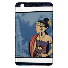 Java Indonesia Girl Headpiece Samsung Galaxy Tab Pro 8 4 Hardshell Case